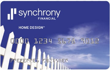 home improvement financing synchrony bank